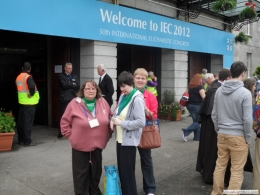 Eucharistic Congress 2012